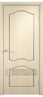 Дверь Альфа ПГ Беленый дуб