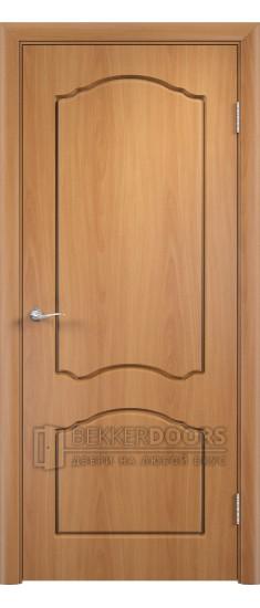 Дверь Альфа ПГ Миланский орех