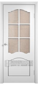 Дверь Альфа ПО Белый