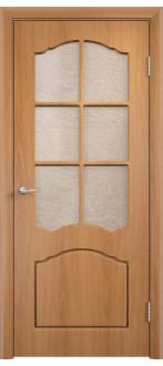 Дверь Альфа ПО Миланский орех
