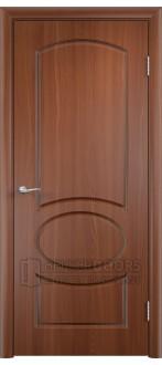 Дверь Неаполь ПГ Итальянский орех