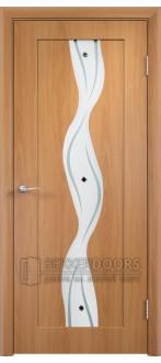 Дверь Вираж ПО Миланский орех