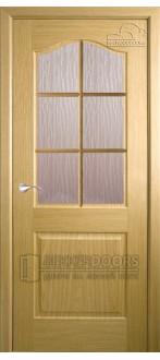 Дверь Капричеза ПО  Дуб