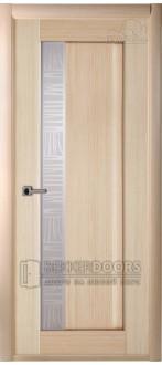 Дверь Ланда ПО Беленый дуб
