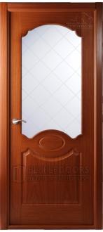 Дверь Милан ПО  Кедр