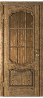 Дверь Престиж ПО Патина орех