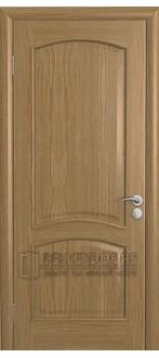 Дверь Капри 3 ПГ Светлый дуб