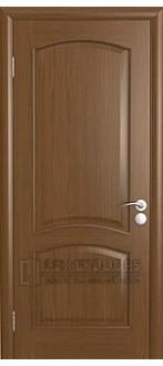 Дверь Капри 3 ПГ Темный дуб