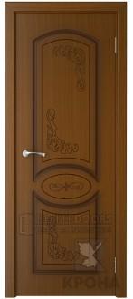 Дверь Муза ПГ Орех