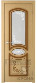 Дверь Муза ПО Дуб