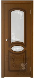 Дверь Муза ПО Орех