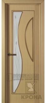 Дверь Стелла ПО Дуб