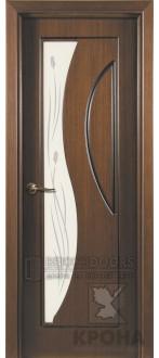 Дверь Стелла ПО Орех