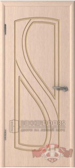Дверь 10ДГ5 Грация Беленый дуб