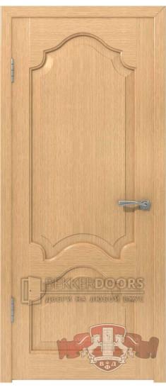 Дверь 11ДГ1 Венеция Светлый дуб