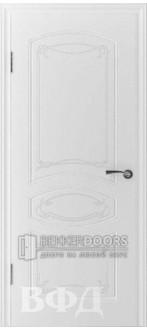 Дверь 13ДГ0 Версаль Эмаль белая