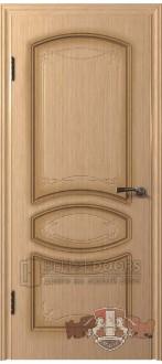 Дверь 13ДГ1 Версаль Светлый дуб