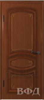Дверь 13ДГ2 Версаль Красное дерево