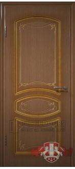 Дверь 13ДГ3 Версаль Орех