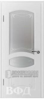 Дверь 13ДР0 Версаль Эмаль белая