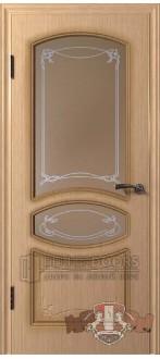 Дверь 13ДР1 Версаль Светлый дуб