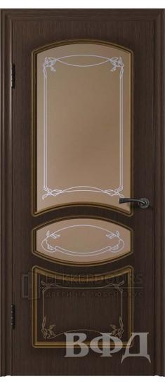Дверь 13ДР4 Версаль Венге