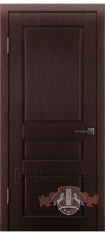 Дверь 15ДГ7 Честер Темный венге