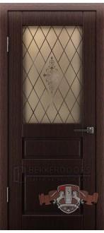 Дверь 15ДО7 Честер Венге