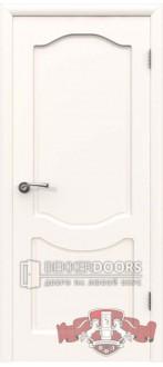 Дверь 2ДГ0 Классика Эмаль белая