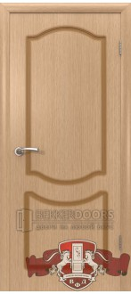 Дверь 2ДГ1 Классика Светлый дуб