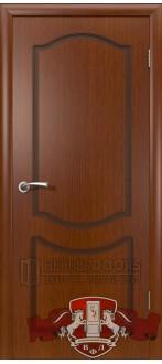 Дверь 2ДГ2 Классика Красное дерево