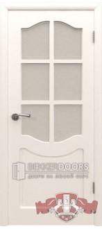 Дверь 2ДР0 Классика Эмаль белая