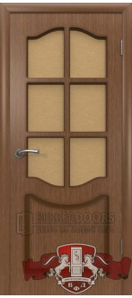 Дверь 2ДР3 Классика Орех