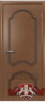 Дверь 3ДГ3 Кристалл Орех