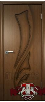 Дверь 5ДГ3 Лилия Орех