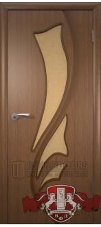 Дверь 5ДО3 Лилия Орех