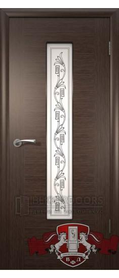 Дверь 8ДО4 Рондо Венге