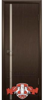 Дверь 8ДГ4 Рондо триплекс Венге