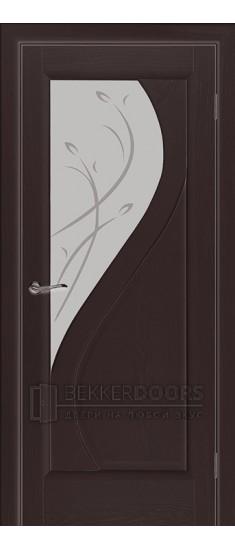 Дверь Диана ПО Венге