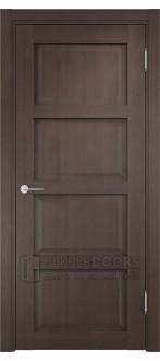 Дверь ПГ Рома 10 Венге