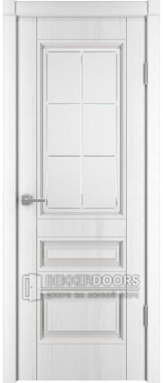 Дверь Сканди 2 ПО Эмаль белая