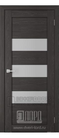Дверь Модерн 8 ПО Пепел
