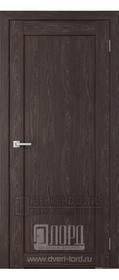 Дверь Лайн 1 ДГ Корица