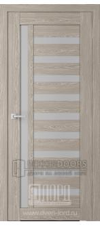 Дверь Лайн 4 ДО Седой