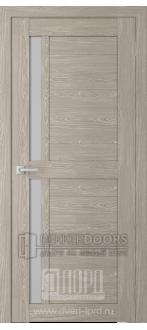 Дверь Лайн 12 ДО Седой