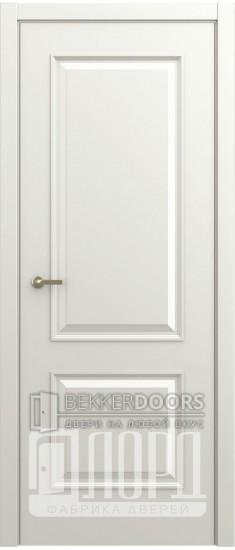 Дверь М-1 ДГ Белая