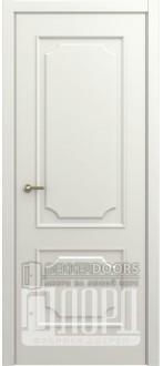 Дверь М-3 ДГ Белая