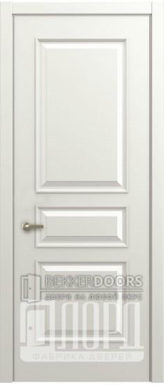 Дверь М-4 ДГ Белая