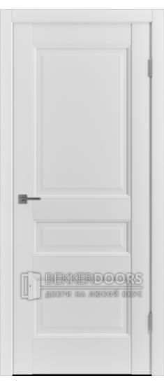 Дверь ПГ Emalex 3 Ice