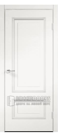 Дверь IMPERIA 2P Пломбир Браш